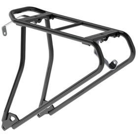"Racktime Topit Evo Pannier Rack 26/28"" black"